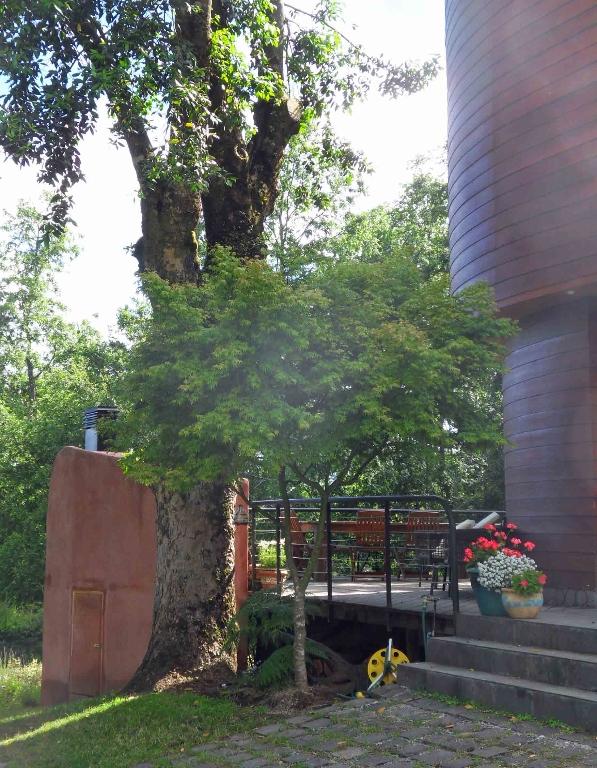 Fotos terraza koerber casa verde puc n - Costo allarme volumetrico casa ...