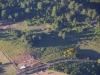 Vista Aérea de las Cimentaciones del Proyecto