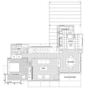 Proyectos de Arquitectura 0.7 UF /m2